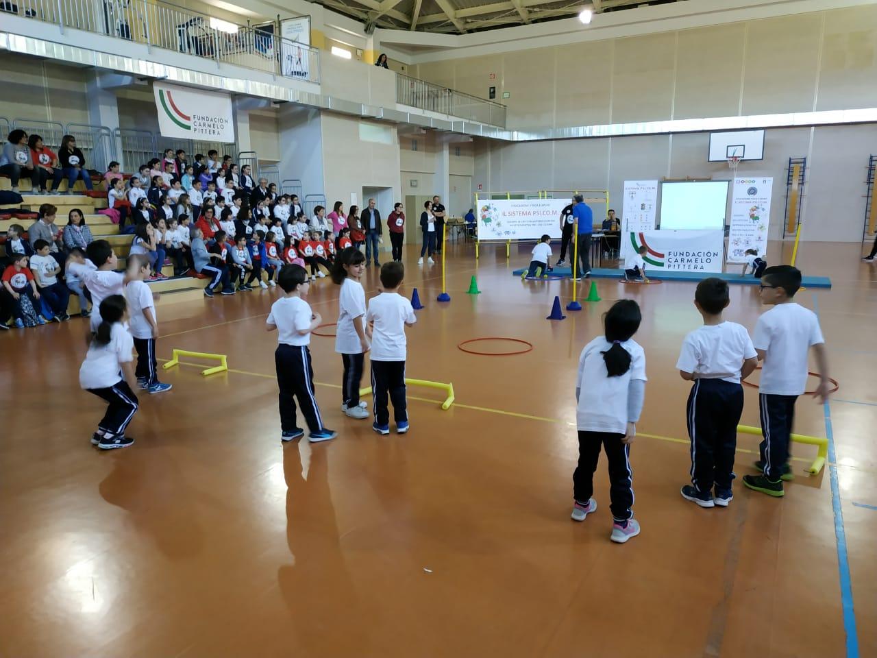 """A Nicosia si è svolto il """"PSI.CO.M. Day"""", metodologia che migliora la capacità di apprendimento attraverso il movimento"""